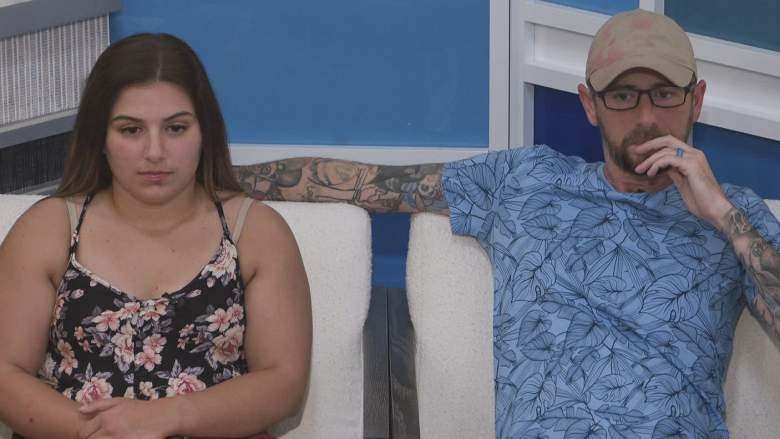 Britini D'Angelo and Brandon 'Frenchie' French are the nominees in week 2 on 'Big Brother 23'