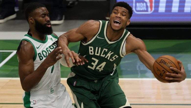 Celtics Legends and current players send message to Giannis Antetokounmpo