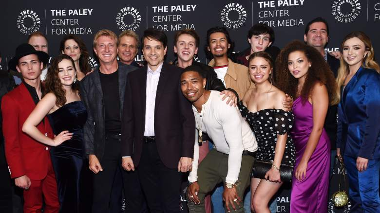 The Cobra Kai cast shares their opinions on the cliffhanger ending